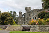 Johnstown castle gardens — Stock Photo