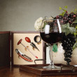 Sommelier kit — Stock Photo