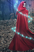 Fantasy rune magic — Stock Photo