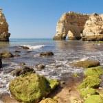 Praia da marinha in Algarve — Stock Photo #48610677