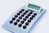 Just a simple calculator — Stock Photo