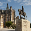 Batalha monastery, Portugal — Stock Photo
