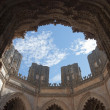 Detail of Batalha monastery - Stock Photo