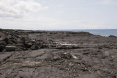 Lava landscape — Photo