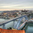 Stock Photo: Ponte Luis I bridge, Porto