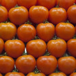 Tomatoes to sell at market — Foto de Stock