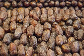 Dry date fruits to sell — Stock Photo