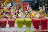 Fresh drinks for sell — Foto Stock