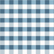 Stock Photo: Blue table cloth seamless pattern