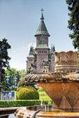 De orthodoxe kathedraal van timisoara, roemenië — Stockfoto