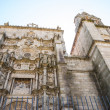 St. James Cathedral in Pontevedra, Galicia — Stock Photo #30102929