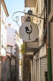 Calles de pontevedra, galicia — Foto de Stock
