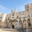 Palace of Popes, Avignon, France — Stock Photo
