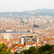 Stock Photo: View over Marseille, France