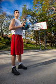 Basketball Player — Photo