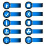 Big icons set — Stock Vector #13792099