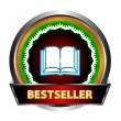 Bestseller icon — Stock Vector