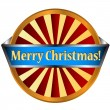 Merry Christmas icon — Stock Vector #14014981
