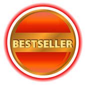 Bestseller logo — Stock Vector