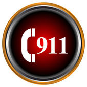 911 emergency — Stock Vector