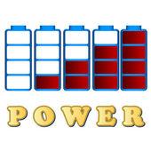 Energy concept — Stock Vector
