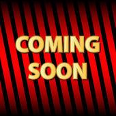 Coming soon icon — Stock Vector