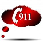 911 emergency — Stock Vector #18675037