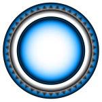 abstrakte Web-Symbol — Stockvektor