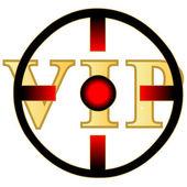 Vip at gunpoint — Stock Vector