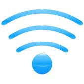 Wifi spot icon — Stock Vector