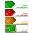 Sport backgrounds — Stock Vector #24568711