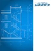 Melhor fundo de arquitetura — Vetor de Stock