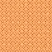 Seamless terracota roof tile — Stock Vector