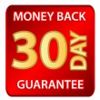 30 days money back guarantee — Stock Vector #36203955