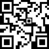 Qr kodu — Stok Vektör