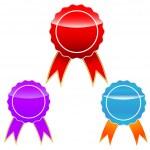 Medals set — Stock Vector #51012773