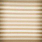 Seamless texture of brown corrugate cardboard — Stock Photo