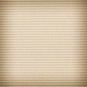 Smidig konsistens brun korrugera kartong — Stockfoto