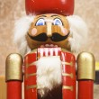 Nutcracker soldier - Stock Photo