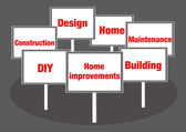 Home improvements — Stock Photo
