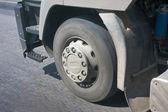 Truck wheel — Foto Stock