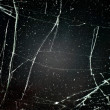 Glass with cracks — Stock Photo #31294615