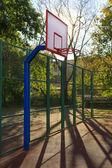 Pabellón de deportes baloncesto — Foto de Stock