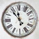 Vintage clock — Stock Photo #39198813