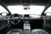Salon van de moderne auto — Stockfoto