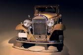 Ancient car — Stock Photo