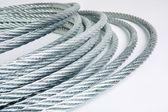 Steel rope — Stock Photo