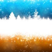Winter Background — Стоковое фото