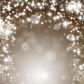 Glitzernden Sternen — Stockfoto