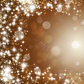 Parlak yıldız parlıyor — Stok fotoğraf